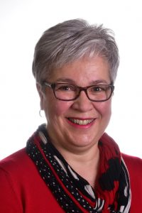 Céline Gagnon, directrice adjointe SERY
